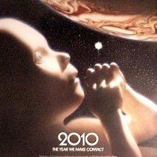 La locandina di 2010 - L'anno del contatto