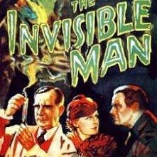 La locandina di L'uomo invisibile