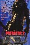 La locandina di Predator 2