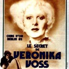 La locandina di Veronika Voss