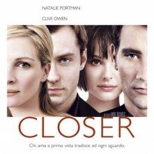 La locandina di Closer