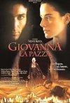 La locandina di Giovanna la pazza