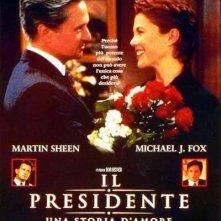 La locandina di Il presidente - Una storia d'amore