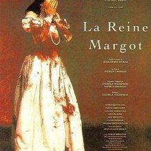 La locandina di La regina Margot