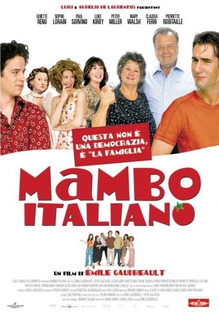 La Locandina Di Mambo Italiano 9940