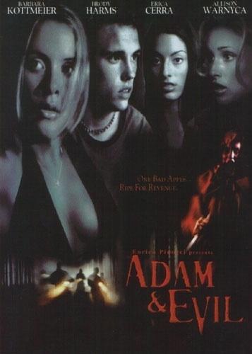La Locandina Di Adam Evil 9997