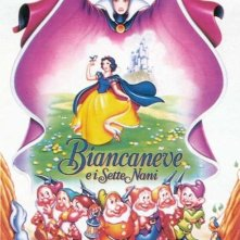 La locandina di Biancaneve e i sette nani