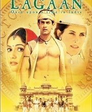 La locandina di Lagaan: Once Upon a Time in India