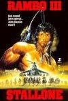 La locandina di Rambo III