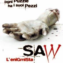 La locandina di Saw - L'enigmista