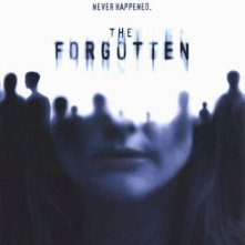 La locandina di The Forgotten