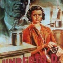 La locandina di Umberto D.