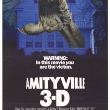 La locandina di Amityville 3D