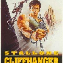 La locandina di Cliffhanger - l'ultima sfida