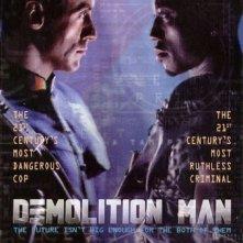 La locandina di Demolition Man