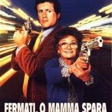 La locandina di Fermati, o mamma spara