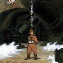 La locandina di Steamboy