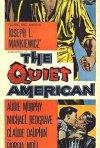 La locandina di Un americano tranquillo