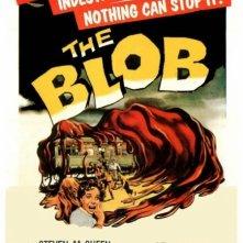La locandina di Blob, fluido mortale