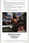 La locandina di Greystoke la leggenda di Tarzan il signore delle scimmie