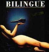 La locandina di L'amante bilingue