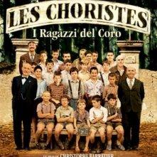 La locandina di Les choristes - I ragazzi del coro