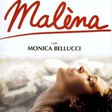 La locandina di Malèna