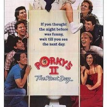 La locandina di Porky's II - Il giorno dopo