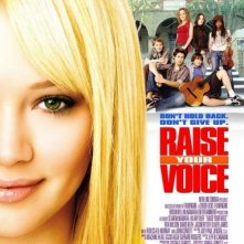 La locandina di Raise your Voice