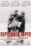 La locandina di September Tapes