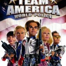 La locandina di Team America: World Police