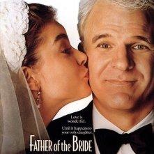 La locandina de Il padre della sposa