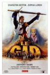 La locandina di El Cid
