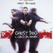 La locandina di Ghost Dog - il codice del samurai