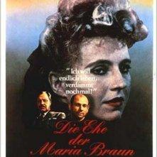 La locandina di Il matrimonio di Maria Braun