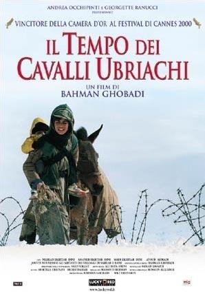 La Locandina Di Il Tempo Dei Cavalli Ubriachi 10249