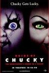 La locandina di La sposa di Chucky