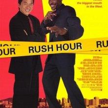 La locandina di Rush Hour - Due mine vaganti