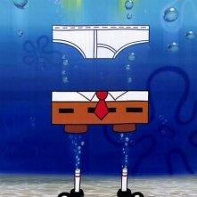 La locandina di The SpongeBob SquarePants Movie