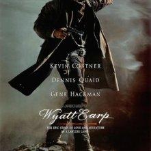 La locandina di Wyatt Earp