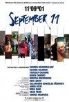 La locandina di 11 settembre 2001