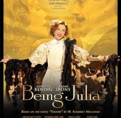 Video del film la diva julia being julia 2004 - La diva julia film ...