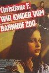 La locandina di Christiane F. - Noi i ragazzi dello zoo di Berlino