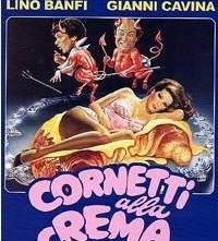 La locandina di Cornetti alla crema