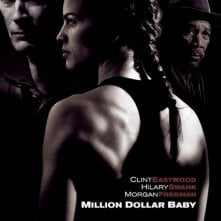 La locandina di Million Dollar Baby