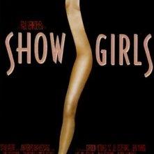 La locandina di Showgirls
