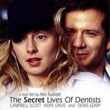La locandina di The Secret Lives of Dentists