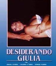 La locandina di Desiderando Giulia