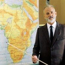 Bill Murray in una scena di Le avventure acquatiche di Steve Zissou