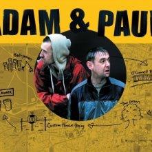 La locandina di Adam & Paul